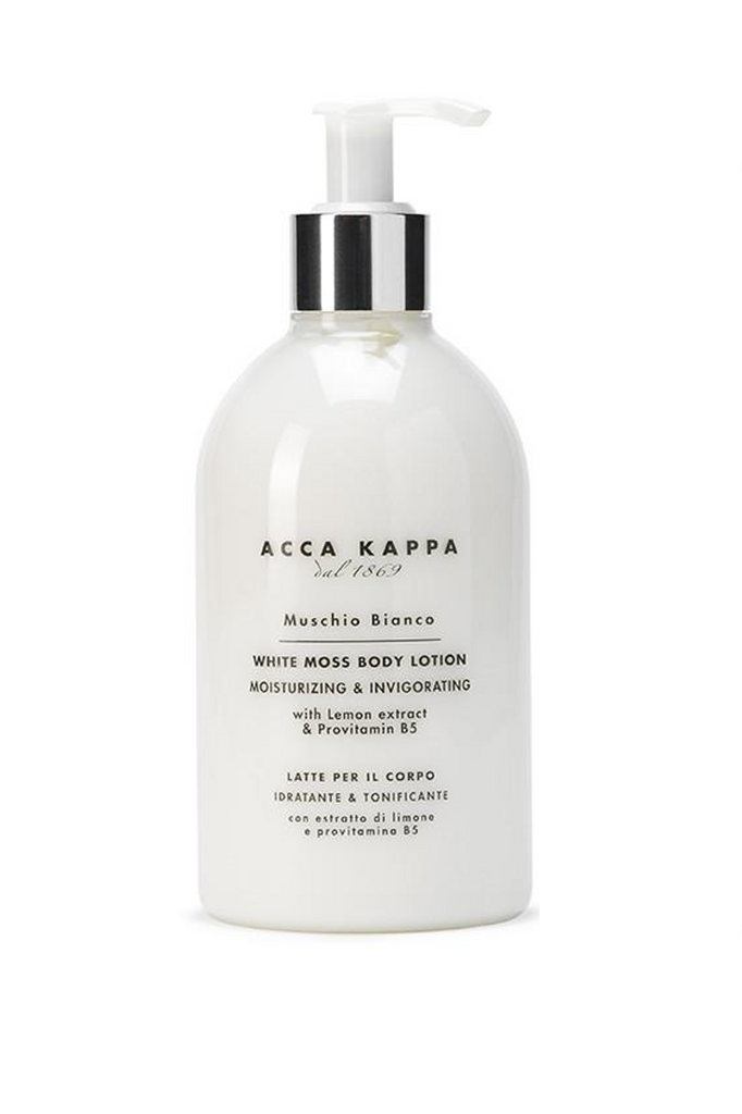 ACCA KAPPA Body Lotion WHITE MOSS