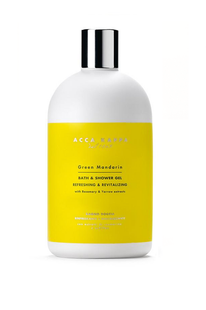 ACCA KAPPA Bath & Shower Gel Green Mandarin