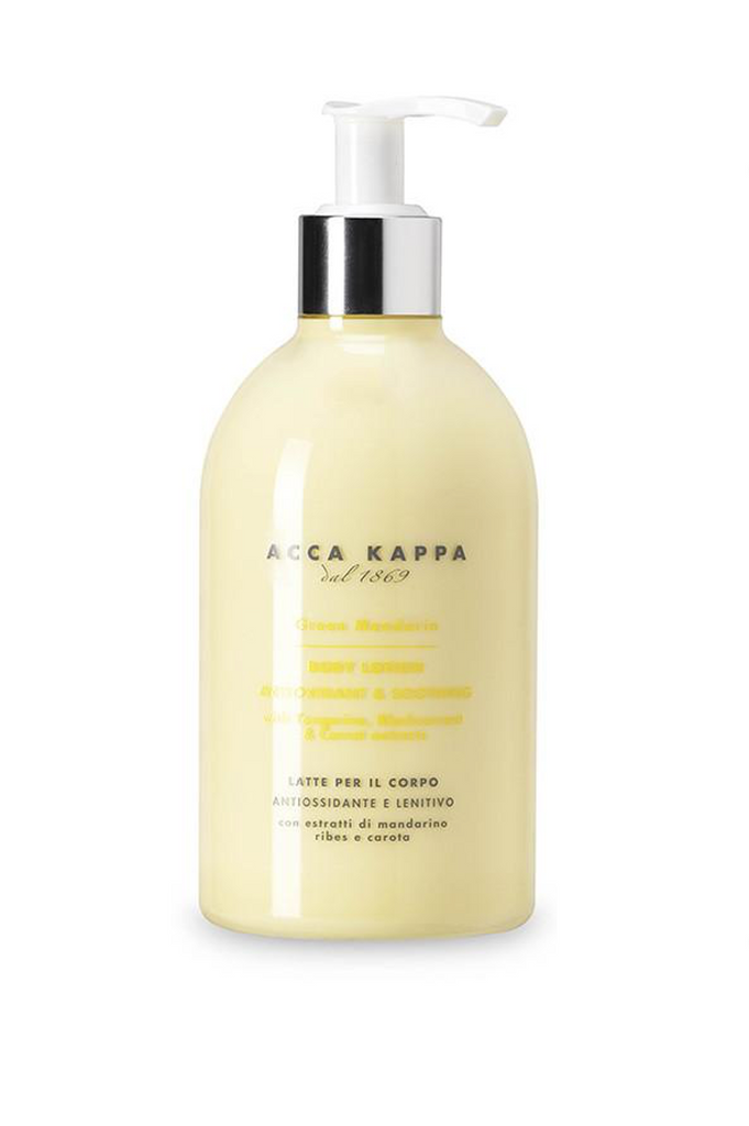 ACCA KAPPA Body Lotion GREEN MANDARIN