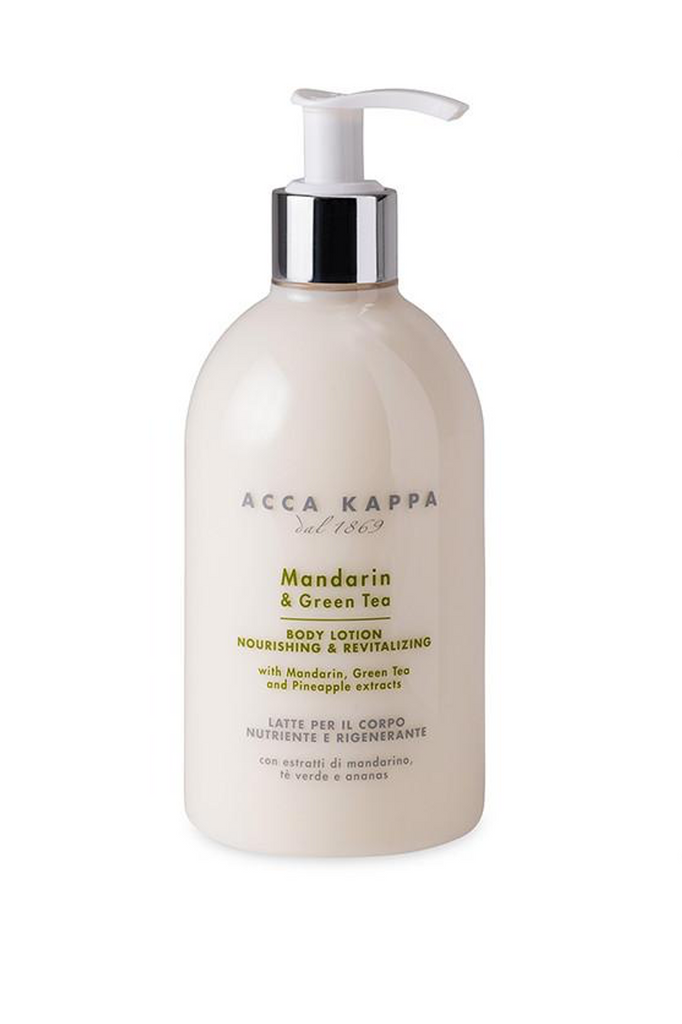 ACCA KAPPA Body Lotion MANDARIN & GREEN TEA