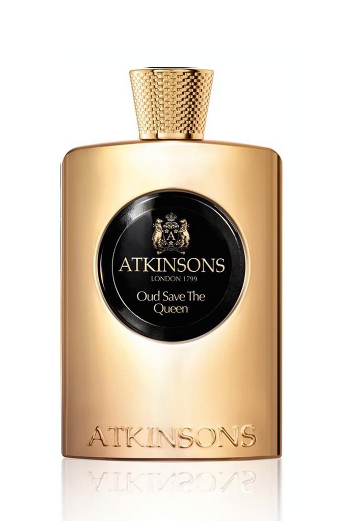 ATKINSONS Oud Save The Queen EDP100ml