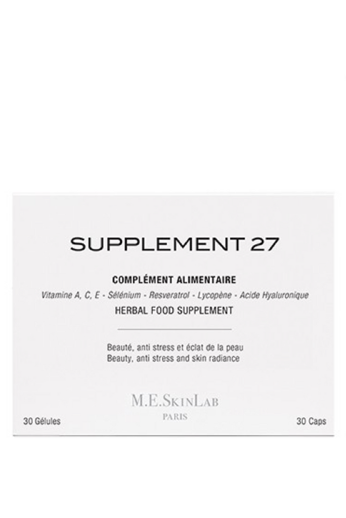 COSMETICS 27 SUPPLEMENTS 27