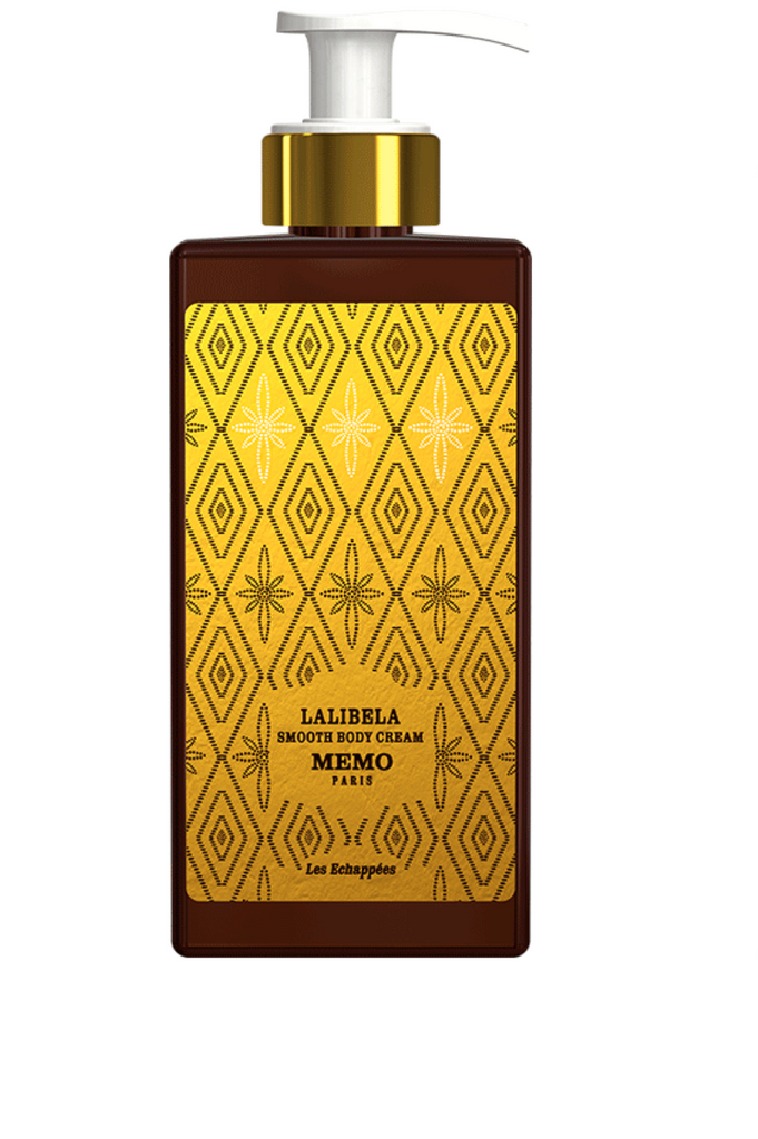 MEMO PARIS SMOOTH BODY CREAM LALIBELA