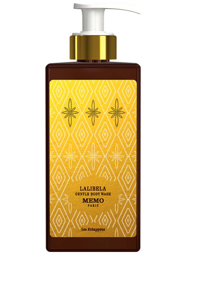 MEMO PARIS GENTLE BODY WASH LALIBELA