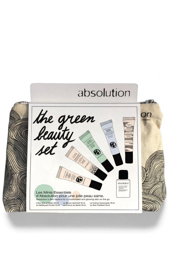 ABSOLUTION The Green Beauty Set