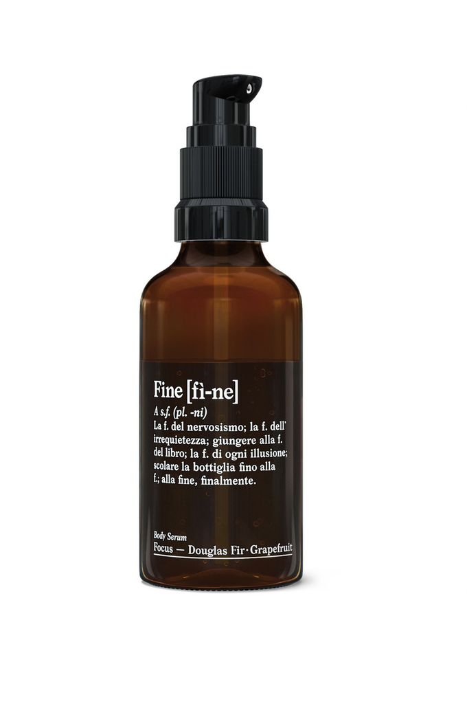 FINE (fi-ne) Body Serum FOCUS