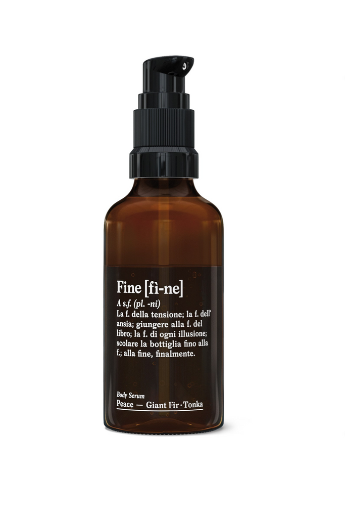 FINE (fi-ne) Body Serum PEACE