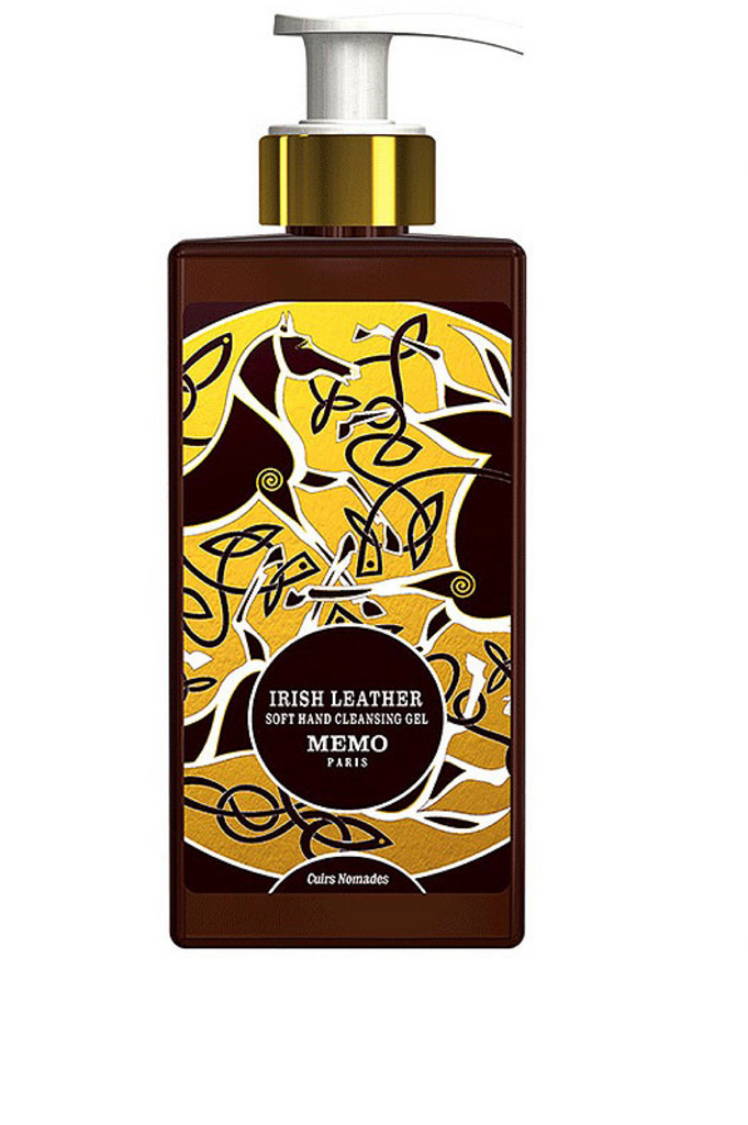 MEMO PARIS SOFT HAND CLEANSING GEL Irish Leather