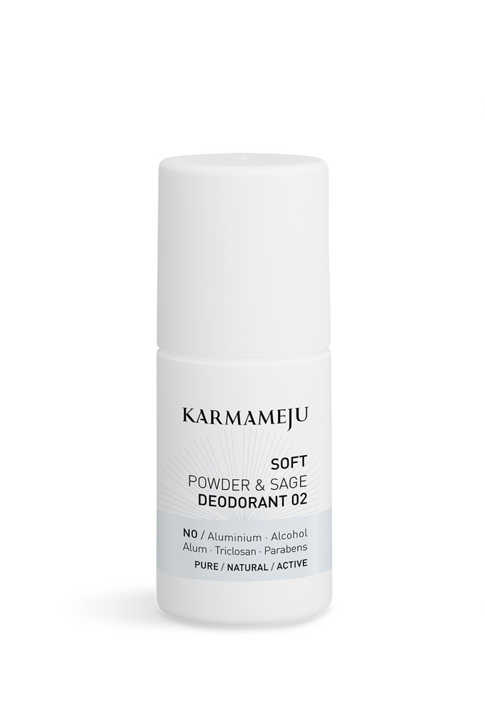 KARMAMEJU BODY SOFT Powder & Sage Deodorant 02