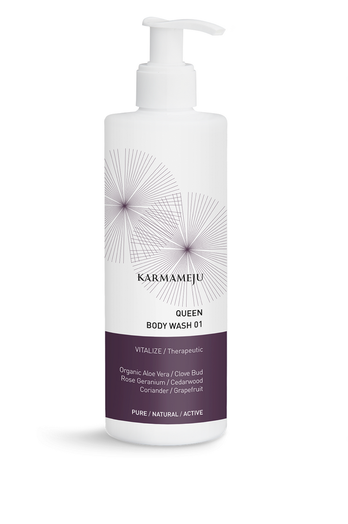 KARMAMEJU BODY Wash 01 QUEEN