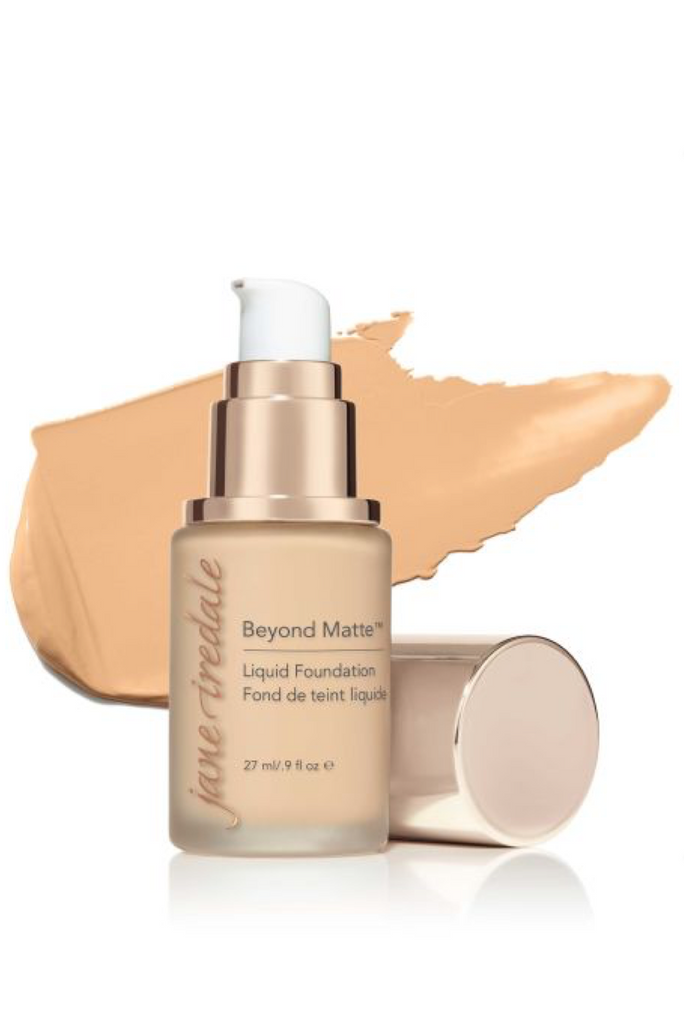 JANE IREDALE FACE Foundation Beyond Matte Liquid