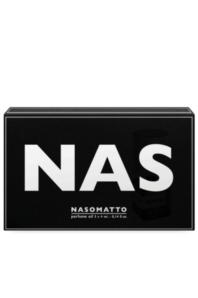 NASOMATTO 4ml Set NAS