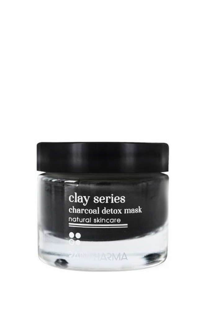 RAINPHARMA FACE Clay Series - Charcoal Detox Mask