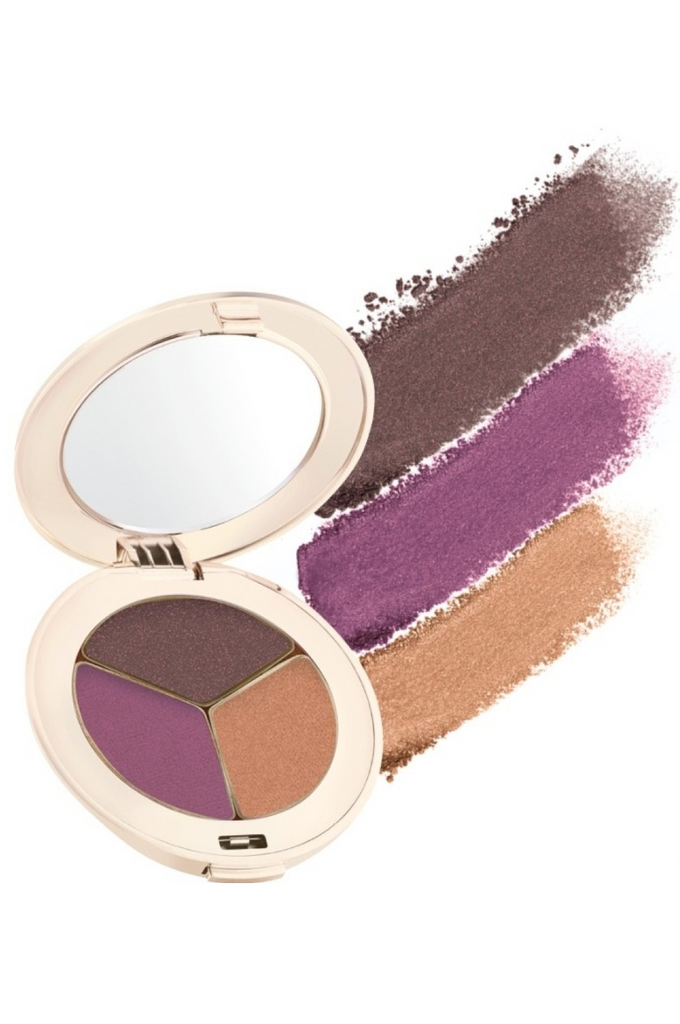 JANE IREDALE EYES PUREPRESSED® EYE SHADOW TRIOS Fall 2019