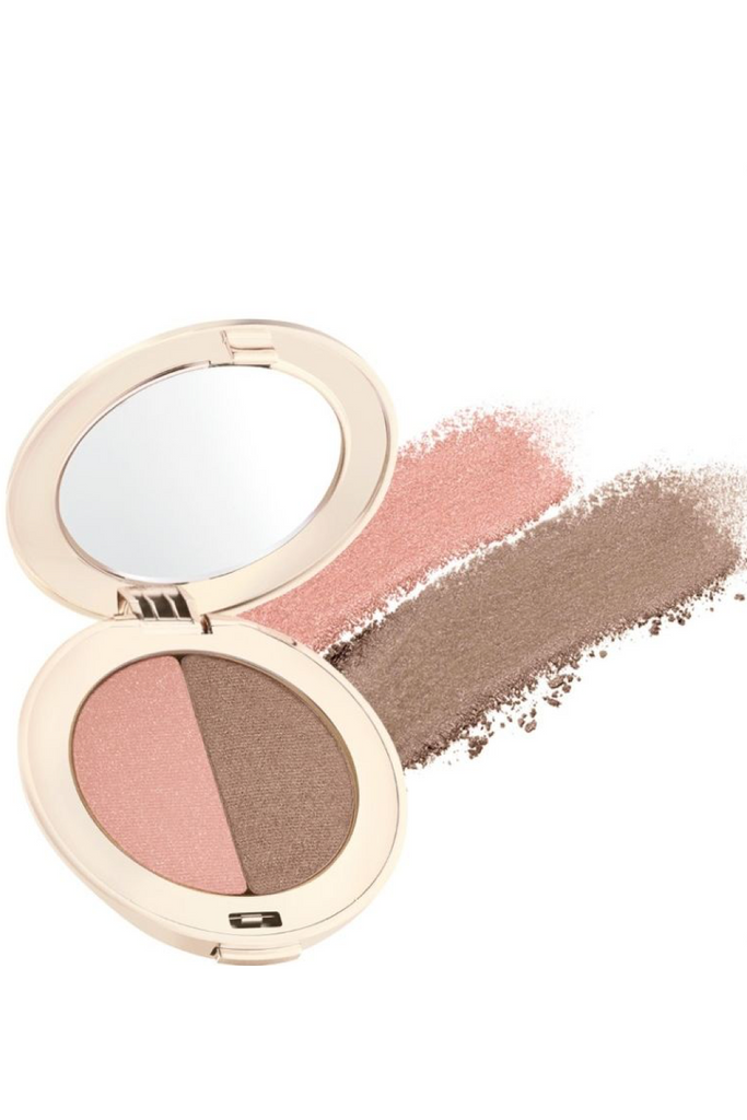 JANE IREDALE EYES PUREPRESSED® EYE SHADOW DUOS Fall 2019