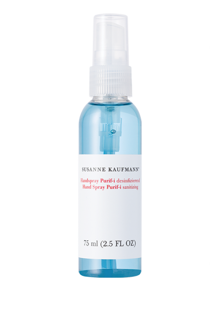 "SUSANNE KAUFMANN Hand Spray ""Purif-i"" sanitizing"