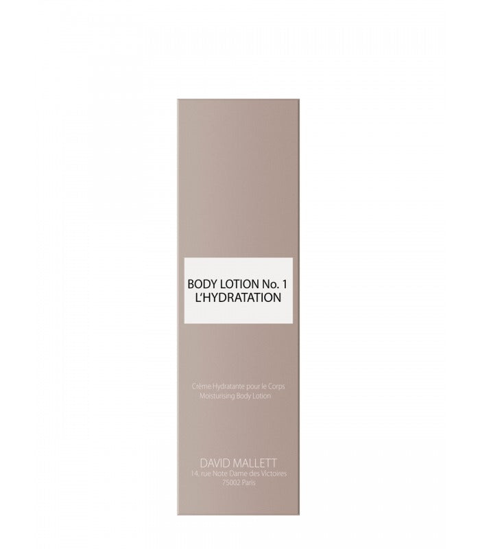DAVID MALLETT BODY LOTION NO.1 L'HYDRATATION