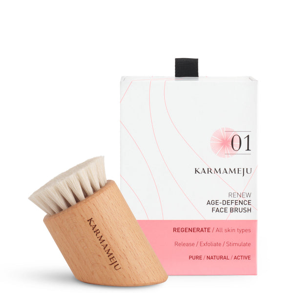 KARMAMEJU FACE Renew Face Brush 01