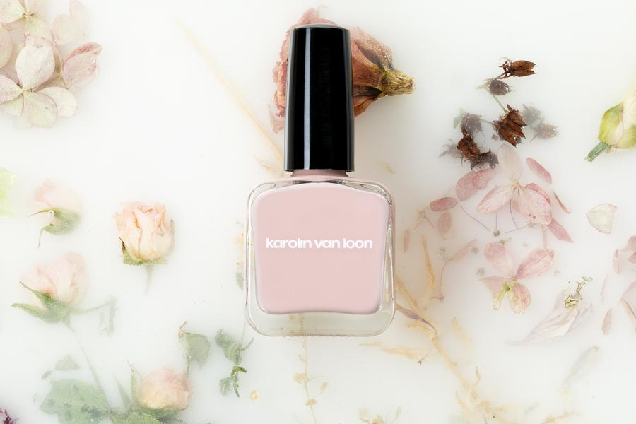 Karolin Van Loon Nail Polish 03 Granit Rose
