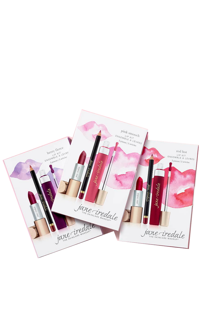 JANE IREDALE LIPS Limited Edition KIT