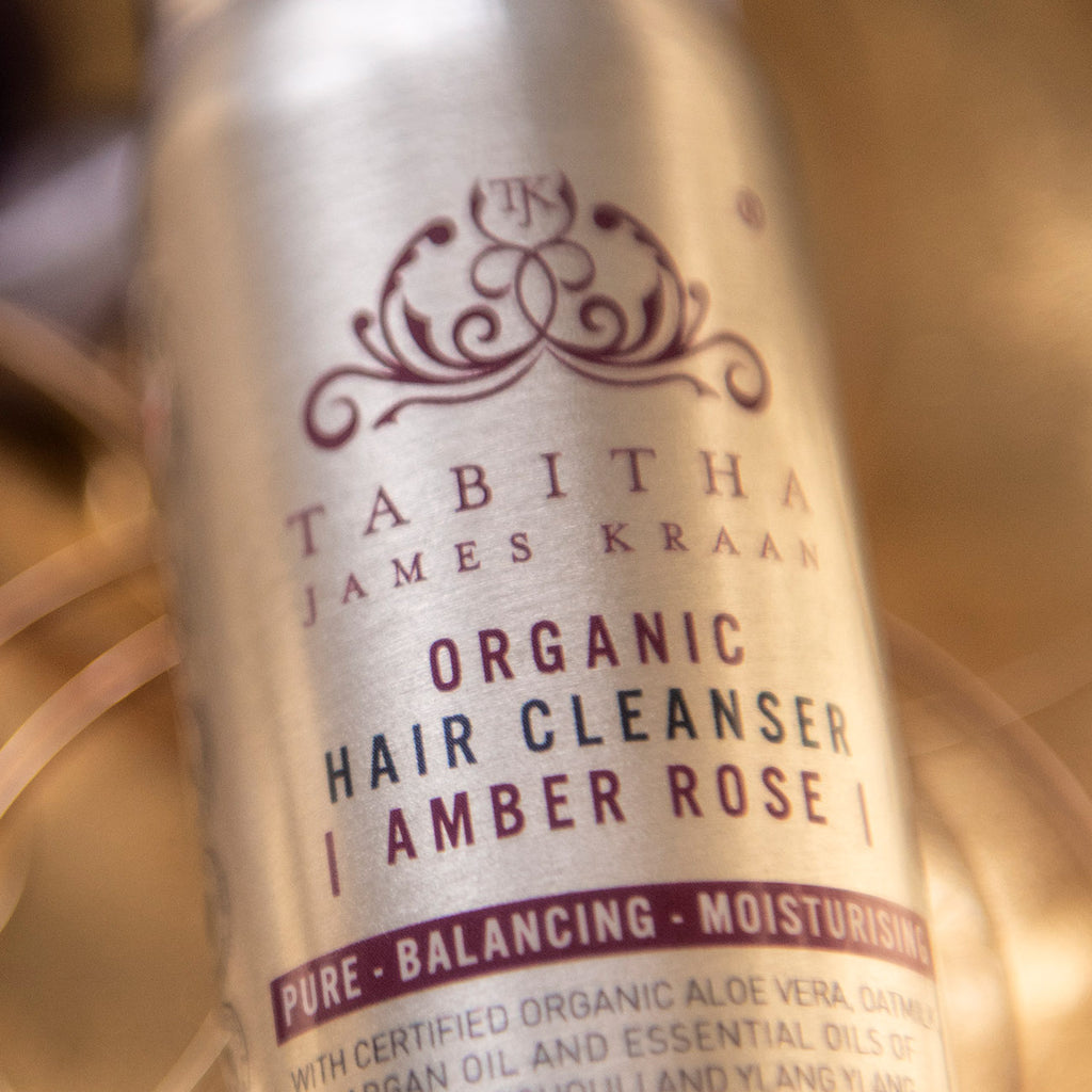 TJK Hair Cleanser Amber Rose