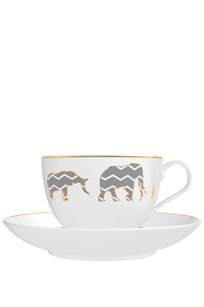 MEMO Paris HOME Amber Candle - Tea Cup SET (2pcs)