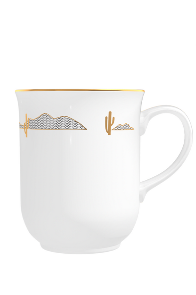 MEMO Paris HOME Coffee Mug Candle TUBEROSE