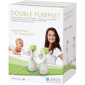 Ardo Double Pump Set