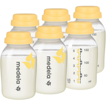 Medela Breastmilk Collection & Storage Set, 6 Pack