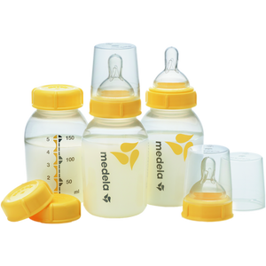 Medela Breastmilk Bottle Set