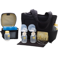 Medela Pump In Style Advanced Breast Pump - On The Go Tote