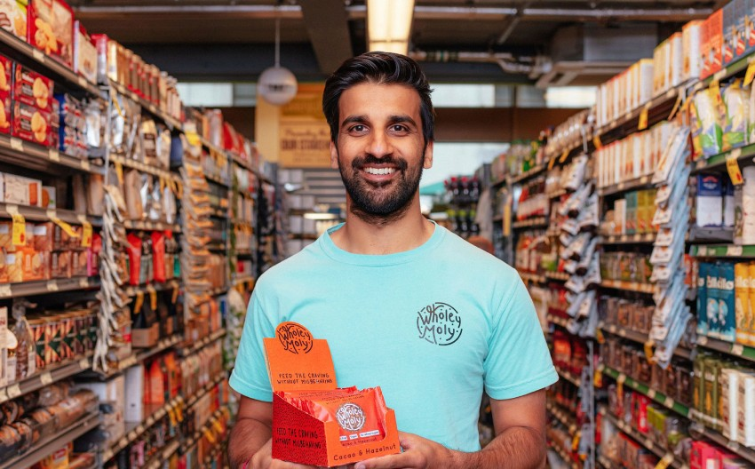 Meenesh Mistry, Founder Wholey Moly