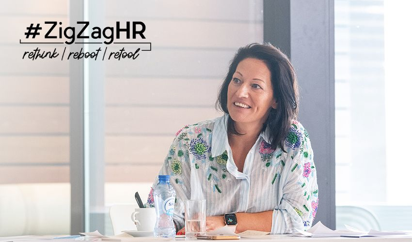 Lesley Arens, Founder #ZigZagHR