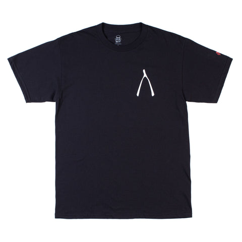SSUR VS WATCH X WITNESS - WISHBONE TEE