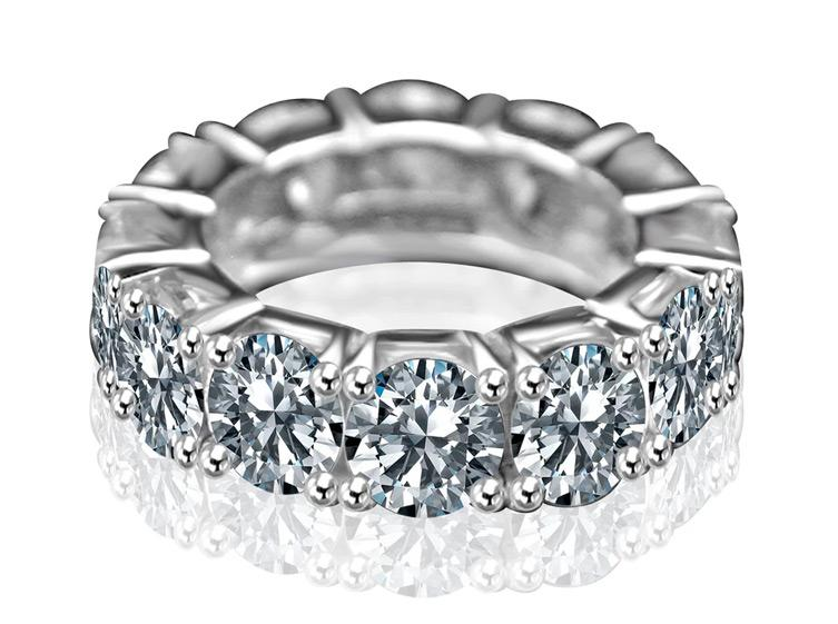 Buy Eternity Band Rings