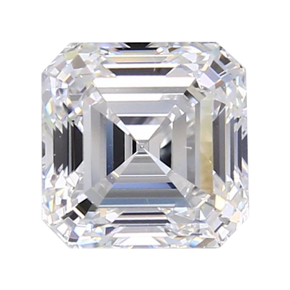 Diamond Veneer Cubic Zirconia Intensely Radiant Asscher Cut Loose Stone - Diamond Veneer Jewelry