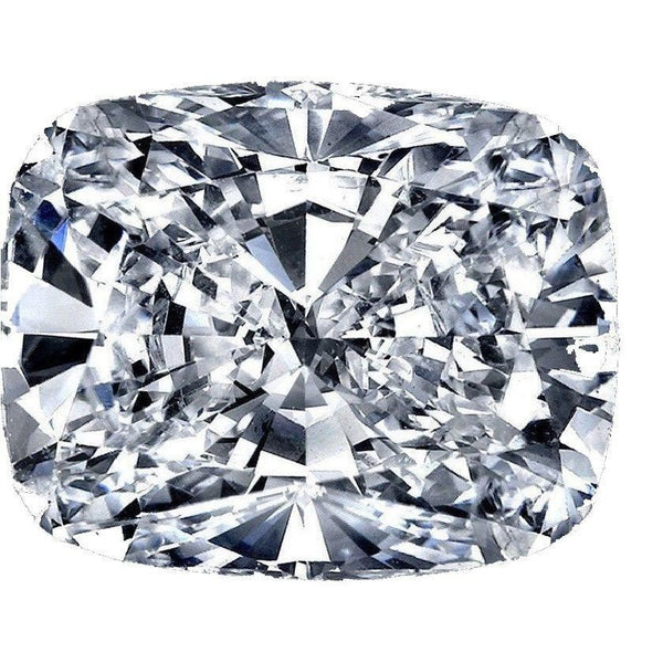 Diamond Veneer Cubic Zirconia Intensely Radiant Cushion Shape Loose Stone - Diamond Veneer Jewelry