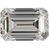 Diamond Veneer Cubic Zirconia Intensely Radiant Emerald Cut Shape Loose Stone - Diamond Veneer Jewelry