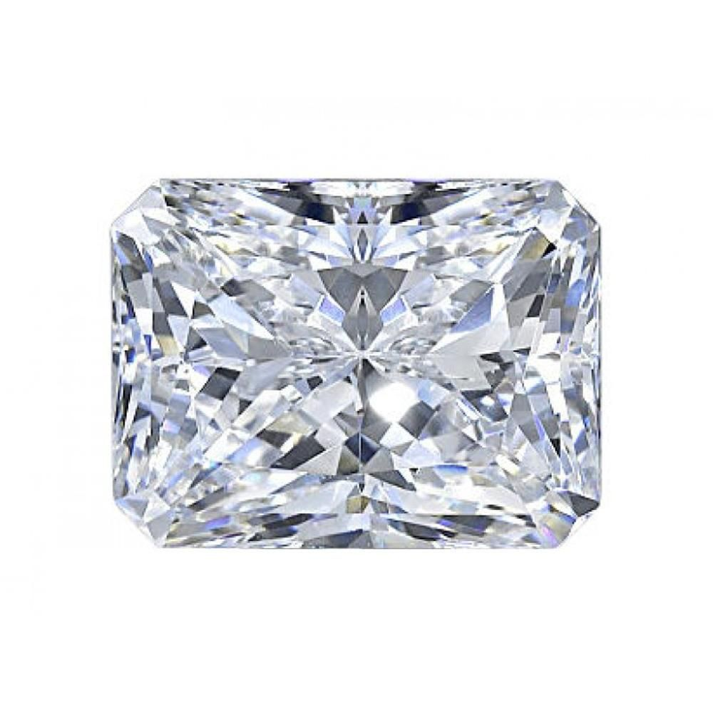 Diamond Veneer Cubic Zirconia Intensely Radiant Emerald Shape Loose Stone - Diamond Veneer Jewelry