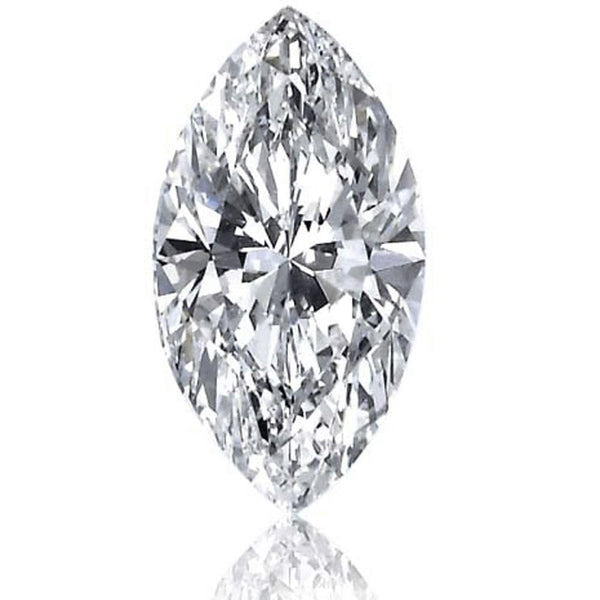 Diamond Veneer Cubic Zirconia Intensely Radiant Marquise Shape Loose Stone - Diamond Veneer Jewelry