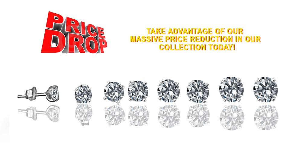 Best, high quality cubic zirconia rings, earrings and pendants