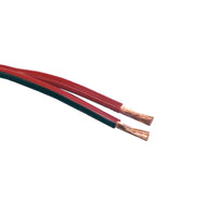 12 Gauge Red and Black Double Brake Wire
