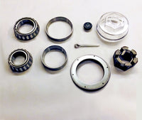 Bearing Kit for 12,000 lb Axles with 28682/3984 Bearings, Unitized Oil Seal