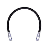Battery Cable, 4 ga. Black 36""