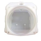 3 Quart Replacement Plastic Tank - KTI
