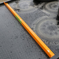 Orange Stop Angle Bar for 6'x14' Home Depot Flatbed