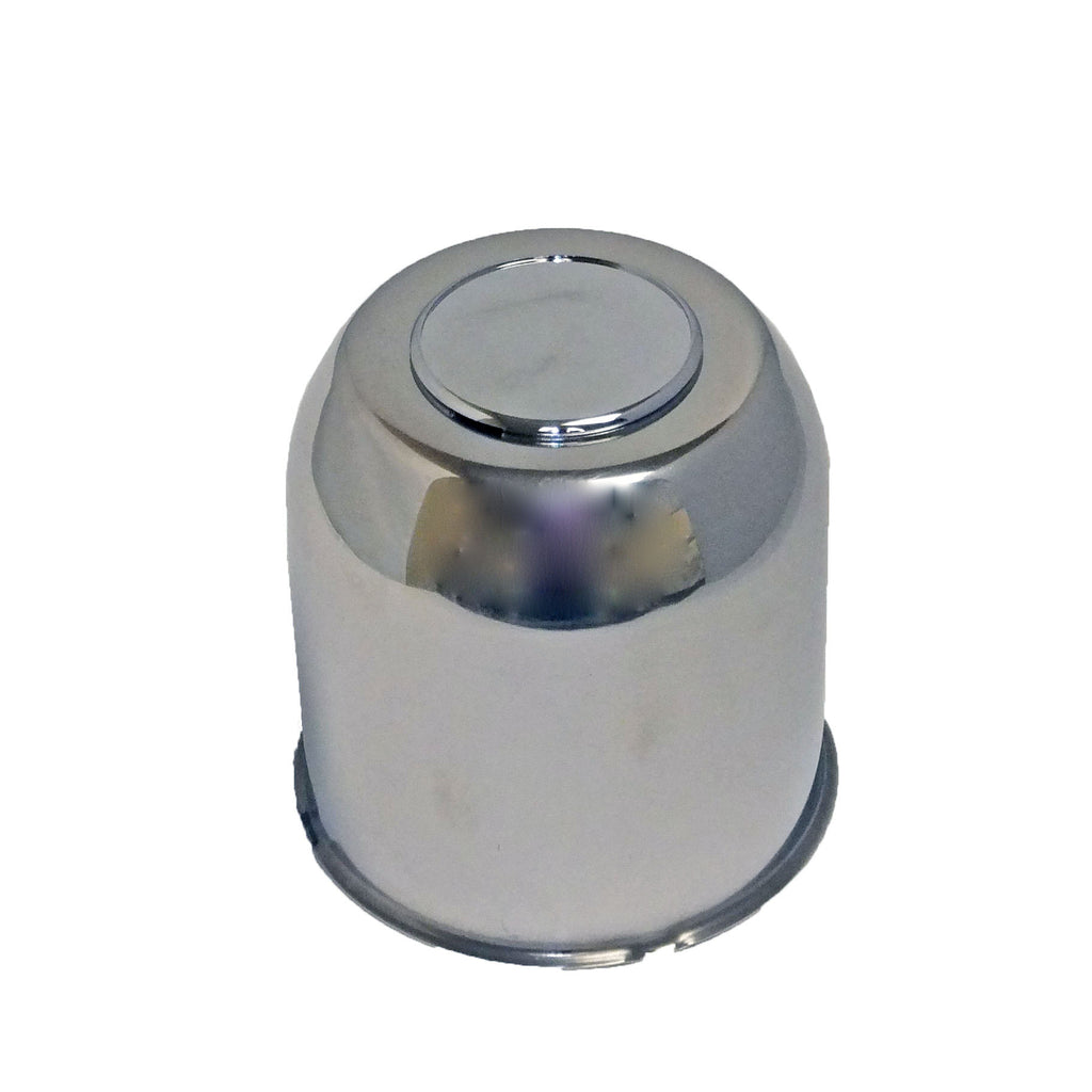 "Stainless Steel Center Cap with Center Plug - 6 Hole (4.25"")"