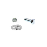 "Bolt Set, 1/2"" x 1-1/2"" with Washers and Lock Nut"
