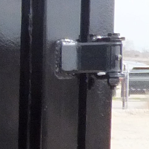 Formed Steel Strap Hinge With Grease Fitting For Trailer