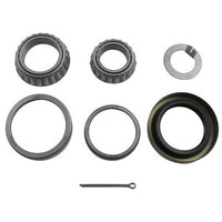 Bearing Kit for 5,200 - 7,000 lb Axle with 14125A/25580 Bearings, 10-10 Double Lip Seal